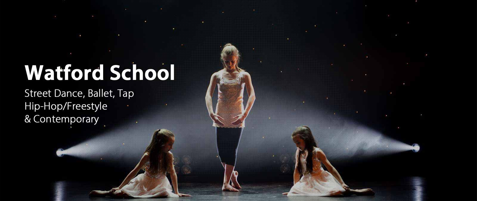 Aviv Dance Studios - Watford Dance School - Street dance, ballet, tap, hip hop, freestyle & contemporary dance lessons
