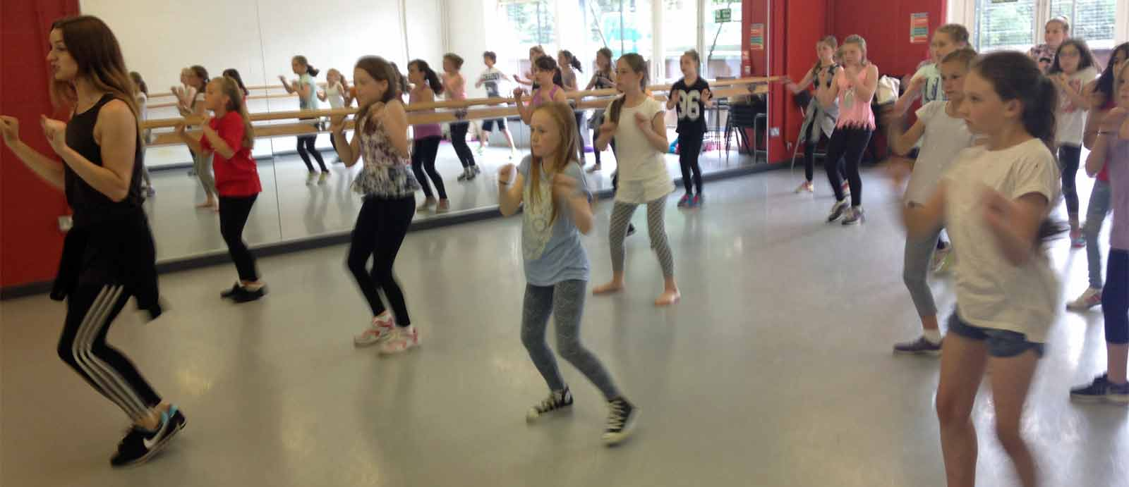 Aviv Dance Studios Summer School 2017