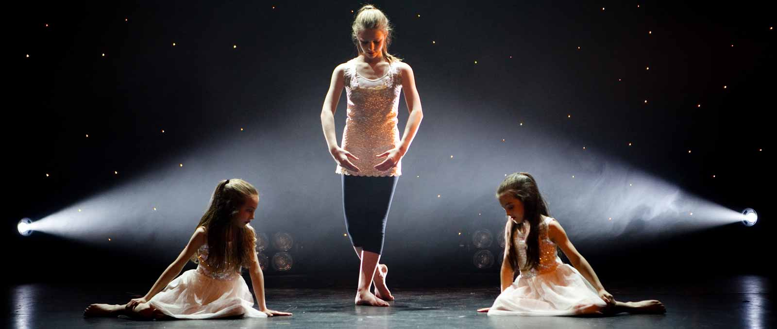 A ballet performance from the Aviv Dance Studio Annual Show